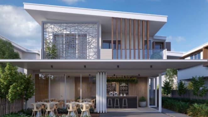 Scott Juniper's Cube Developments launches $33 million beach house project Vibe at Coolum