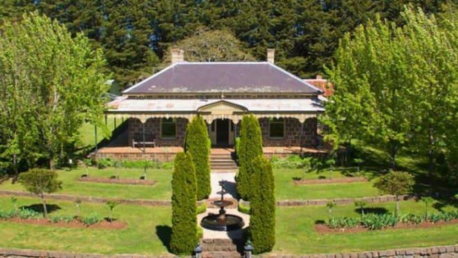 Victoria's 1876 homestead Mount Pleasant still on the market