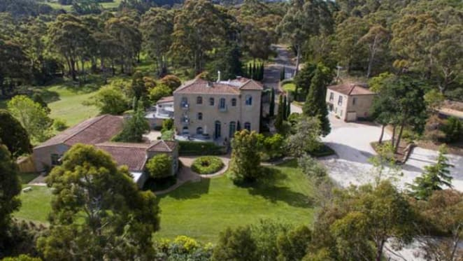 Tasmania's Villa Howden sold