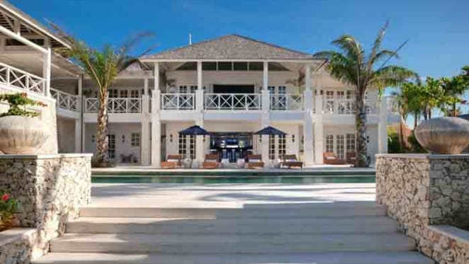 Jennifer Hawkins' Bali wedding villa for sale