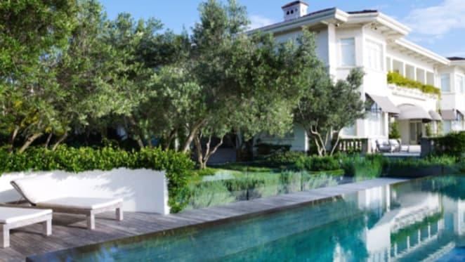 Inside the $52 million Villa Igiea, Vaucluse - the 2015 runner up trophy home sale