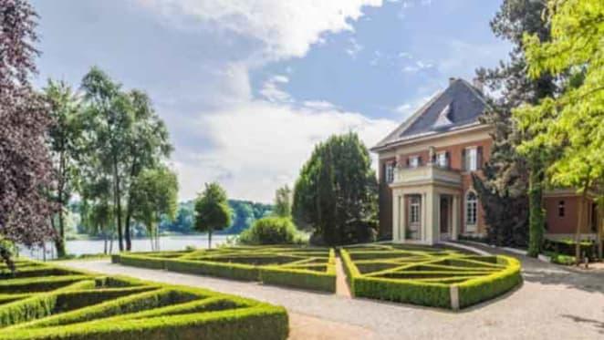 Villa Kampffmeyer, Germany trophy home offering through Savills International