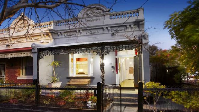 Actor Vince Colosimo lists in Northcote