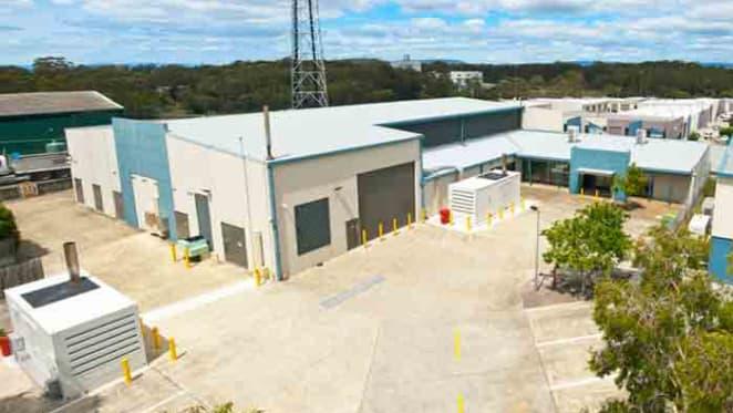 Gold Coast Vodafone facility fetches $6.1 million at Burgess Rawson auction