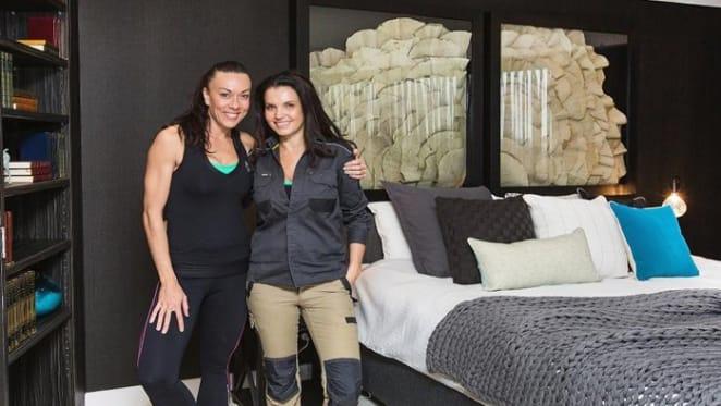 Inside Suzi and Vonni's The Block apartment