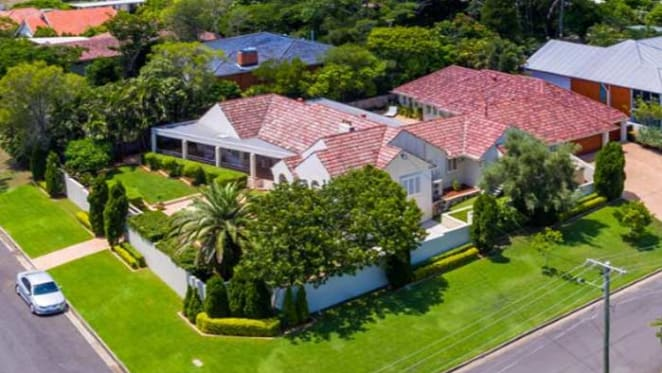 Lions triple premiership captain Michael Voss sells in Coorparoo