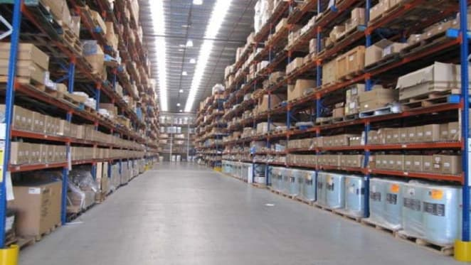 Brisbane industrial warehouse sale to Cache Logistics