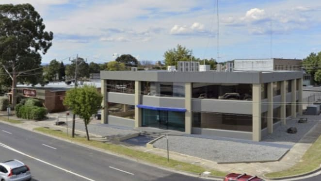 Nunawading office building sold for $3 million‏
