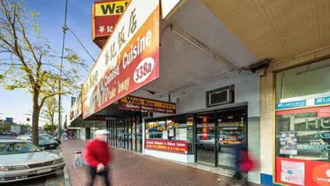 Shop leased to Asian diner in Melbourne's Clayton sells for $2 million on a tight yield