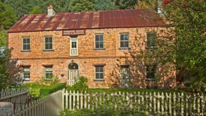 Windsor House, Walhalla remains for sale