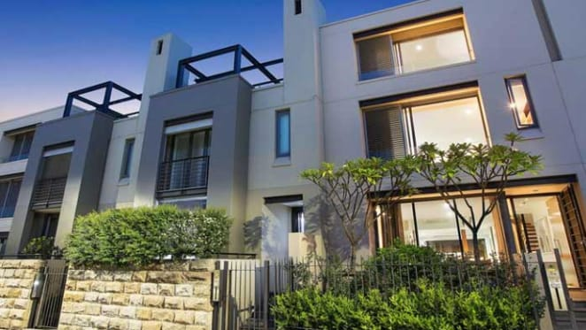 Former Solicitor-General of Australia Justin Gleeson sells in Walsh Bay