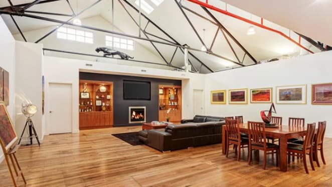Historic North Melbourne cable tram shed conversion sold
