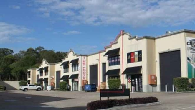 Warehouse on sale in Queensland's Logan City via Raine & Horne