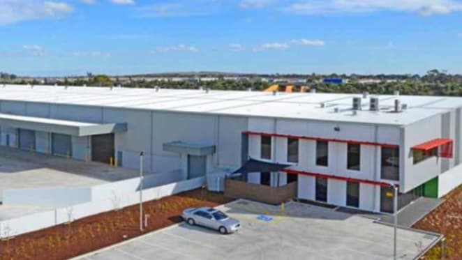 Orbis Business Park warehouse expected to fetch $4.75 million