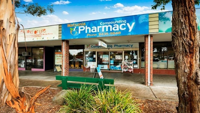 Tenanted pharmacy in Melbourne's Watsonia sold