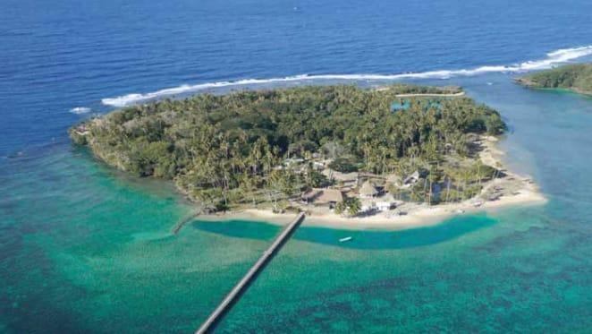 Property raffle for Fiji's Wavi Island villas