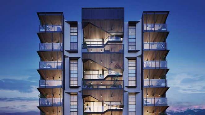 $27 million Brisbane development London Residences begins July