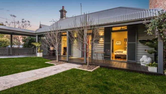 Former whaler's cottage listed in North Sydney