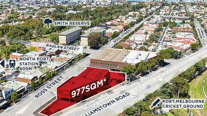 Port Melbourne site sold round the corner from The Block