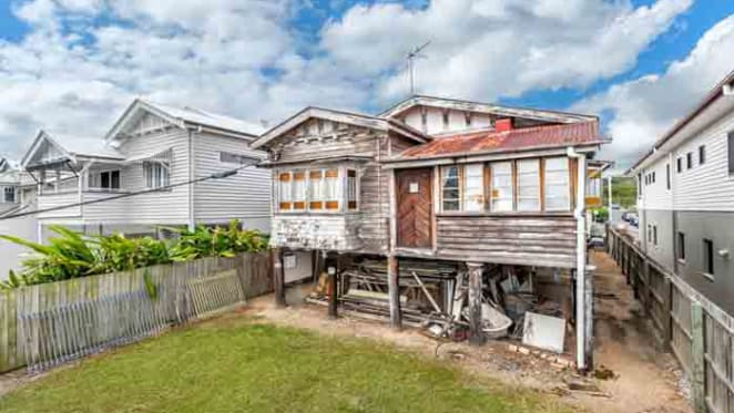Wilston's 'worst house' up for sale