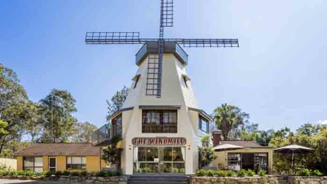 Mudgereeba Windmill still for sale