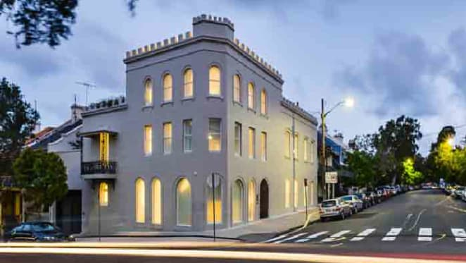 Converted Windsor Castle Hotel sells for record residential Paddington price