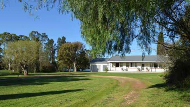 Premium South Australian vineyard on the market