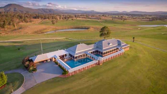 Award-winning Wirraway rural estate for sale