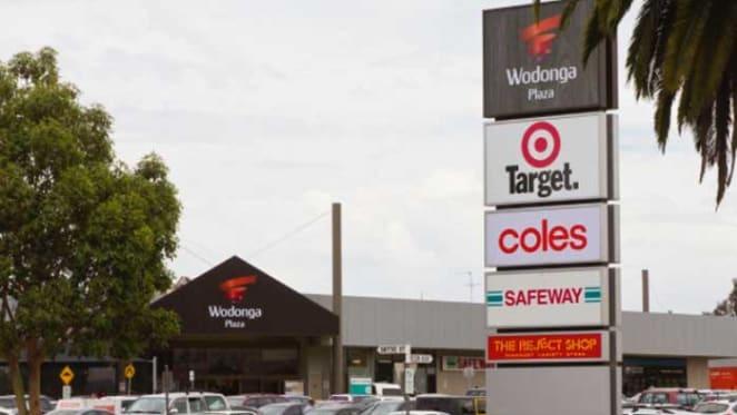 Wodonga Plaza settles for $43.5 million