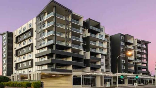 New apartment project in Brisbane's Woolloongabba welcomes first residents