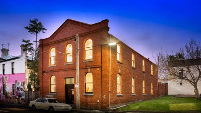 Freestanding Fitzroy residential warehouse sold