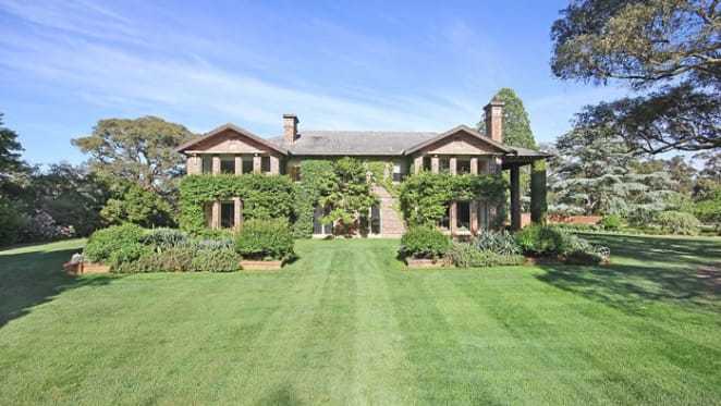 Flint Hill, Woodend listed by Sir Rod Carnegie
