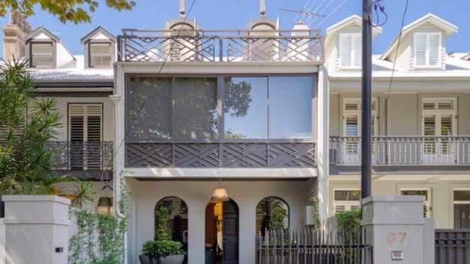 Billionaire Greg Goodman lists in Woollahra