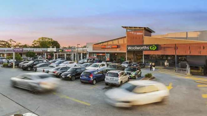 Woolworths shopping centre in Noosa listed for sale