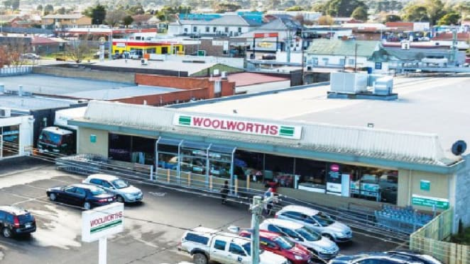 George Town Woolworths sells at $4.95 million