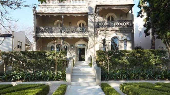 Five-bedroom Woollahra house Icilus listed amid trophy home sales spree