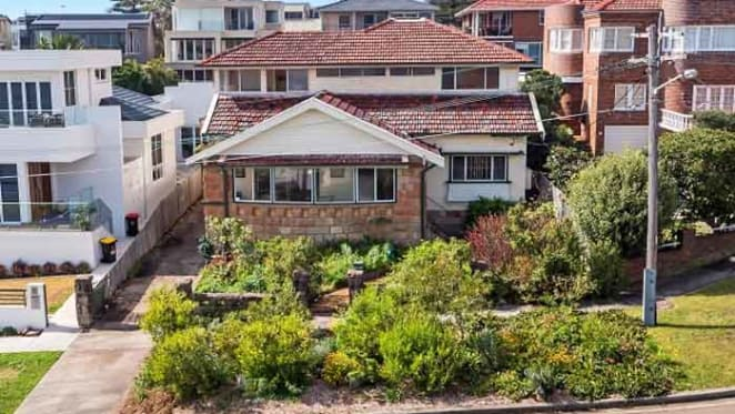 Former Vaucluse home of Neville Wran listed