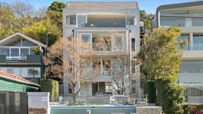 Sonoma baking company founder Andrew Connole lists in Point Piper