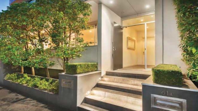 Interior designer Thomas Hamel buys South Yarra bolthole