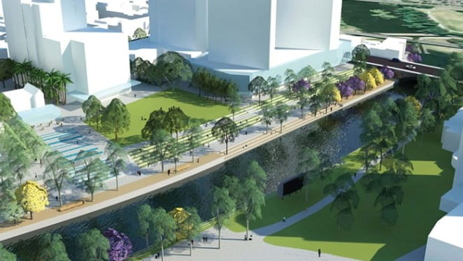 Parramatta Council buys four properties for its River Strategy plan