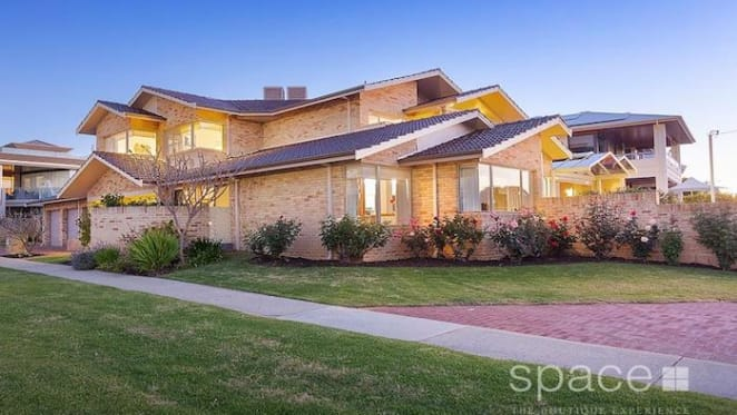 Riverside South Perth house listed with $4 million plus hopes