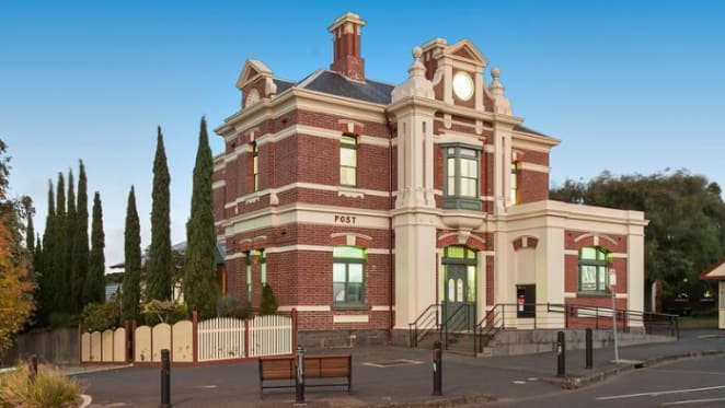 Landmark 1880s Queenscliff post office listed