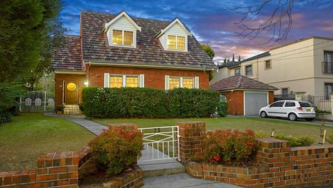 Four bedroom Strathfield house sold for $5.5 million