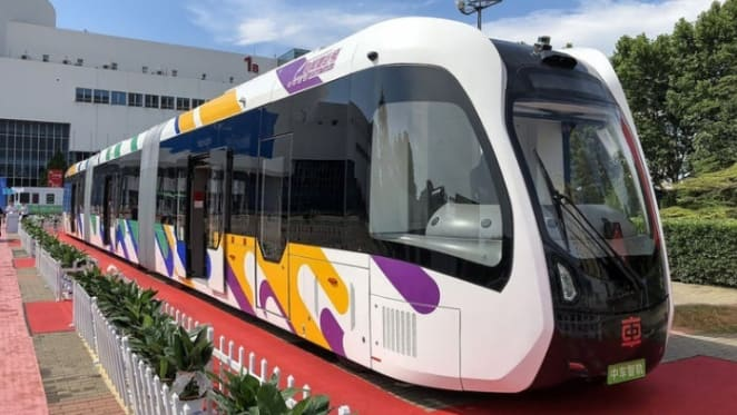 Why trackless trams are ready to replace light rail: Peter Newman