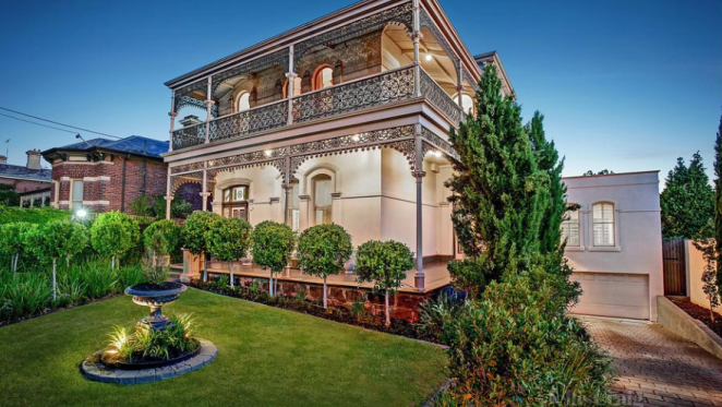 Victorian era residence listed in Ascot Vale