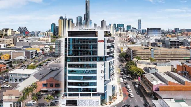 Fortitude Valley office site listed for over $90 million
