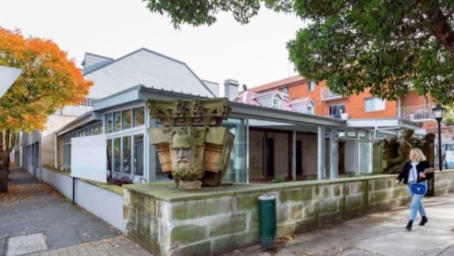 Former Coachman Restaurant premises in Redfern up for sale