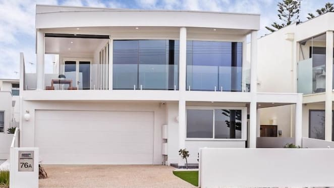 Oceanfront West Beach house sold for $1.41 million