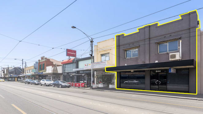 Sydney Road, Coburg space leased by consultants