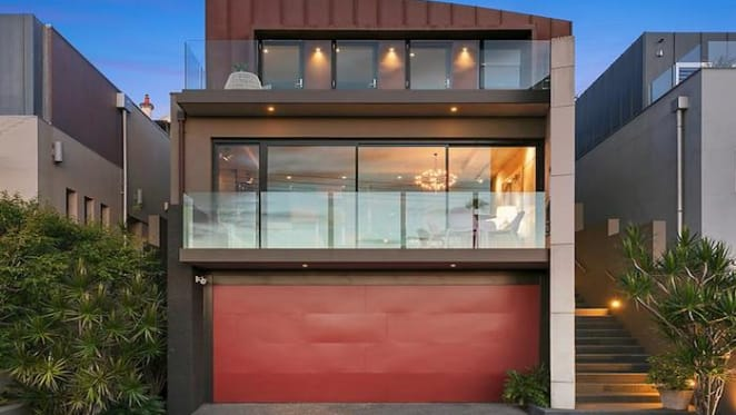 Neometro-designed McMahons Point house with Berrys Bay views listed for $5 million